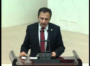 Milletvekili Muzaffer Aslan, Başbakan Erdoğan'a destek istedi