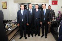 AK Parti Kırşehir Milletvekilleri Mikail Arslan ve Salih Çetinkaya'dan Teşekkür