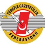 Turkiye Gazeteciler Federasyonu logosu