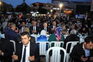 14.06.2016 Gençlik ve Spor Bakanı Akif Çağatay Kılıç Cacabey İftar Programı Kırşehir Ziyareti (16)