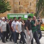 ANTALYA'DA HAYATINI KAYBEDEN DEĞER, MEMLEKETİNDE DEFNEDİLDİ (ENDERHAN ÖZ/KIRŞEHİR-İHA)