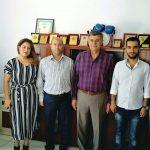 AHİ TV 23. YILINI KUTLUYOR. (İHA/KIRŞEHİR-İHA)