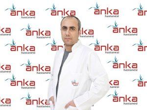 ORTOPEDİ VE TRAVMATOLOJİ UZMANI OPR. DR. NECMETTİN SALAR (İHA/GAZİANTEP-İHA)