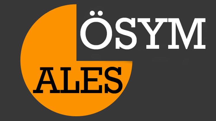 Kırşehir'de ALES Heyecenı Başladı
