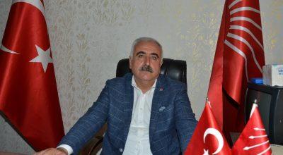 """Cumhuriyet Halk Partisi İl Başkanı Hacı Tanrıbuyurdu: """"Ortak Akıl İle Yerel Seçimlere Hazırlanmaktır"""" Dedi"""