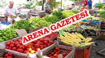 Sebze ve Meyvede Mevsimsel Fiyat Artışı