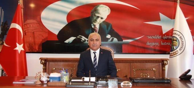 """Kaman Belediye Başkanı Necati Çolak:""""Kardeşlik ve dostluk bağlarımız bayramlarla daha da güçleniyor"""""""