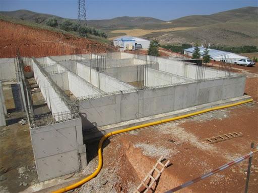 Kırşehir'de içme suyu arıtma tesisinde yeni kuyu çalışmaları