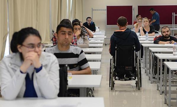 Kırşehir'de EKPSS Görevlendirmeleri Yapılacak