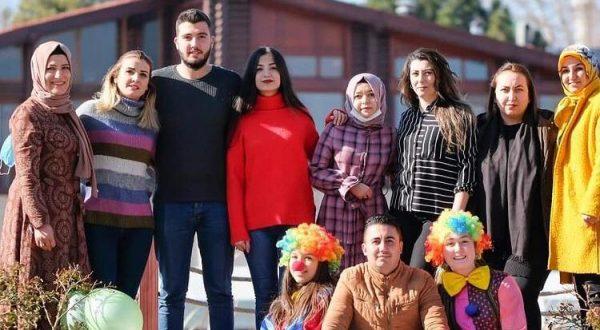 Gönüllü Palyaçolar Mucurdaki Çocukları Sevindirmeye Gidiyor