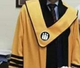 """Özbağlı Hemşehrimiz Prof. Dr. Hakkı Ulutaş, """"Bugün ki Başarımda Emeği Geçen Herkese Teşekkürü Borç Bilirim"""""""