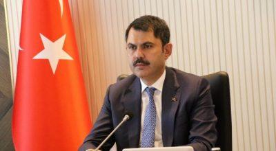 Bakan Murat Kurum Kırşehir'de