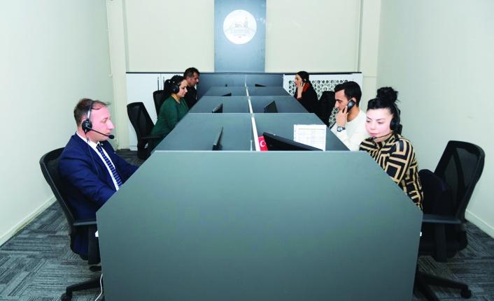 Kırşehir Belediyesi Alo 153Çağrı Merkezi Hizmetinizde