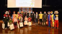 Gönüllü Palyaçolar Ekibi Yine Çocukların Kalbine Dokundu