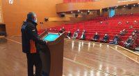 Kırşehir'de Muhtarlar ve Azalarına Afet Farkındalık Eğitimi Verildi