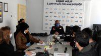Gazetecilere Afet Farkındalık Eğitimi Verildi