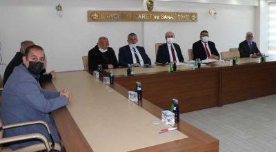 Kırşehir'de STK başkanları çalıştayının ikincisi gerçekleştirildi