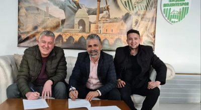 Kırşehir Belediyespor'a sponsor desteği