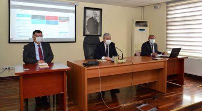Kırşehir'de bu yıl yatırımlara 406 milyon 458 bin lira ödenek ayrıldı