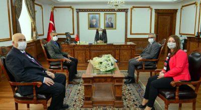 Vali Akın kentin kültürel zenginliklerini değerlendirdi: