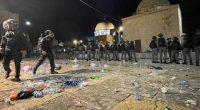 Kırşehir'de İsrail'in Mescid-i Aksa'ya yönelik saldırılarına tepki