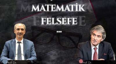 """KAEÜ Rektörü Karakaya, """"Şiir, Matematik ve Felsefe"""" konferansı verdi"""