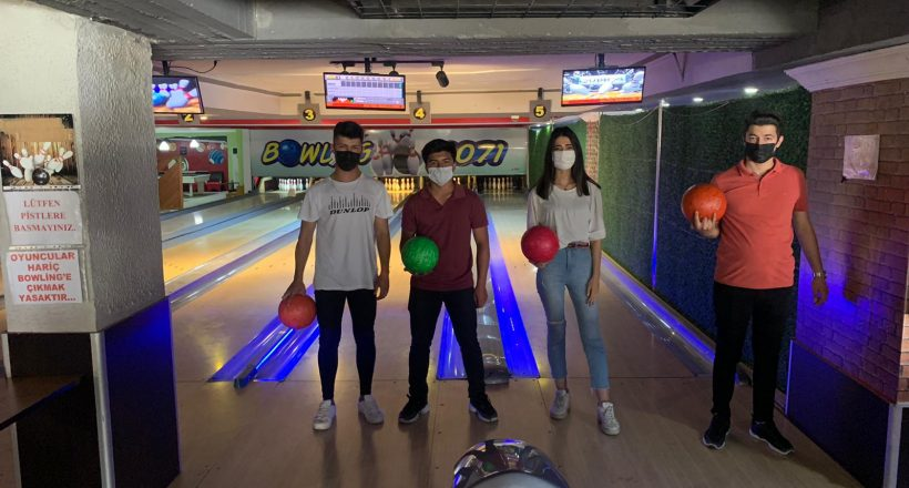 AK Parti Teşkilatının Düzenlediği Bowling Turnuvası Tamamlandı