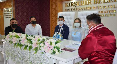 Nikah Salonlarında Yoğunluk Yaşanıyor