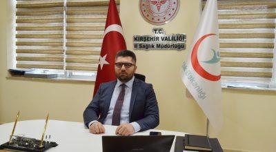 Kırşehir İl Sağlık Müdürlüğü'nden Aşıya Davet
