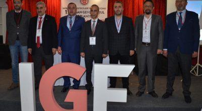 İGF Genel Başkanı Mesut Demir'den Kurban Bayramı mesajı
