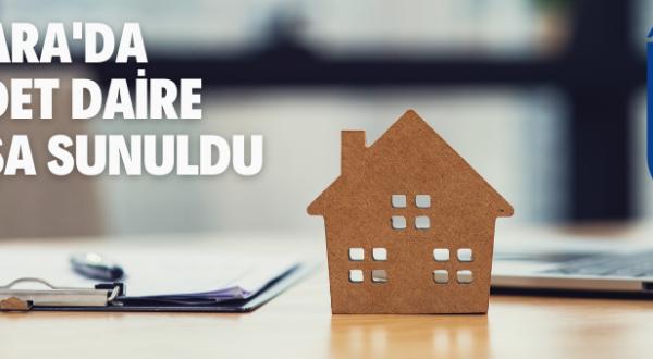 Ankara Büyükşehir Belediye Başkanlığı'na ait 15 adet daire ihaleyle satışa sunuluyor