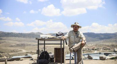 İnsanlık tarihinin izini Anadolu'da süren Japon arkeolog: Kimiyoshi Matsumura