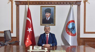 Kırşehir Valisi İbrahim Akın, Kurban Bayramı dolayısıyla mesaj yayımladı