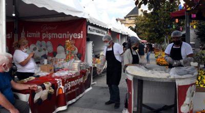 Anadolu'nun yöresel lezzetleri Kırşehir Ahiler Çarşısı'nda buluştu
