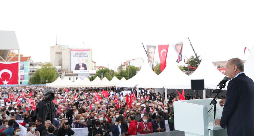 Kırşehir Yine Hüsrana Uğradı