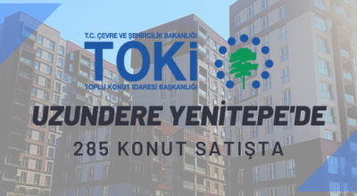 TOKİ'den konut satışı