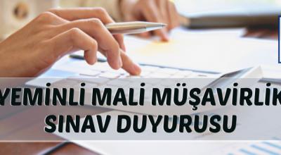 TÜRMOB'dan Yeminli Mali Müşavirlik Sınavlarına ilişkin duyuru