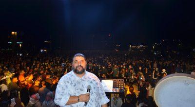 Başkan Ekicioğlu, Mustafa Özarslan Konserine Katıldı