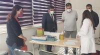 Bulut, Akpınar Devlet Hastanesi'nde incelemelerde bulundu