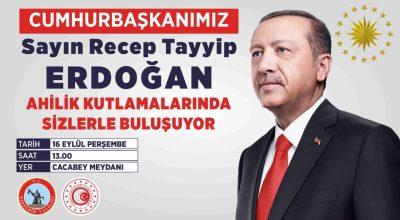 Cumhurbaşkanı Erdoğan, Perşembe Günü Halka Seslenecek