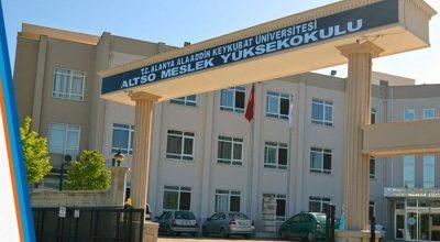 Alanya Alaaddin Keykubat Üniversitesi Sözleşmeli Personel alım ilanı