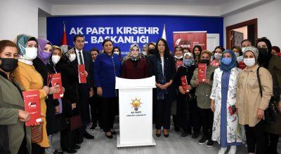 """Bacıyan-ı Rum diyarı Kırşehir'de """"Nerede Kalmıştık…"""" Eğitim Seferberliği Projesi"""