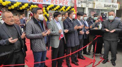 Kırşehir'de Yeni Bir İş Yeri Faaliyete Girdi