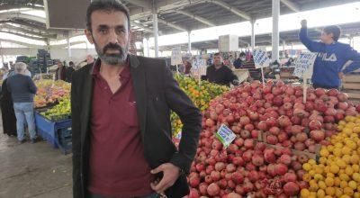 Pazarcılar Marketlerden Yana Dertli