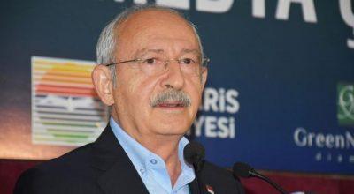 """Kılıçdaroğlu: """"Basın Kartlarını Basın Temsilcileri Vermelidir"""""""