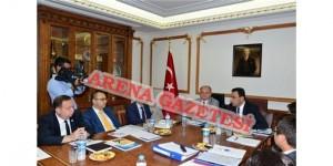 Ahilik Yürütme Kurulu Toplantısı yapıldı