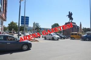 Burası İstanbul değil, Kırşehir!