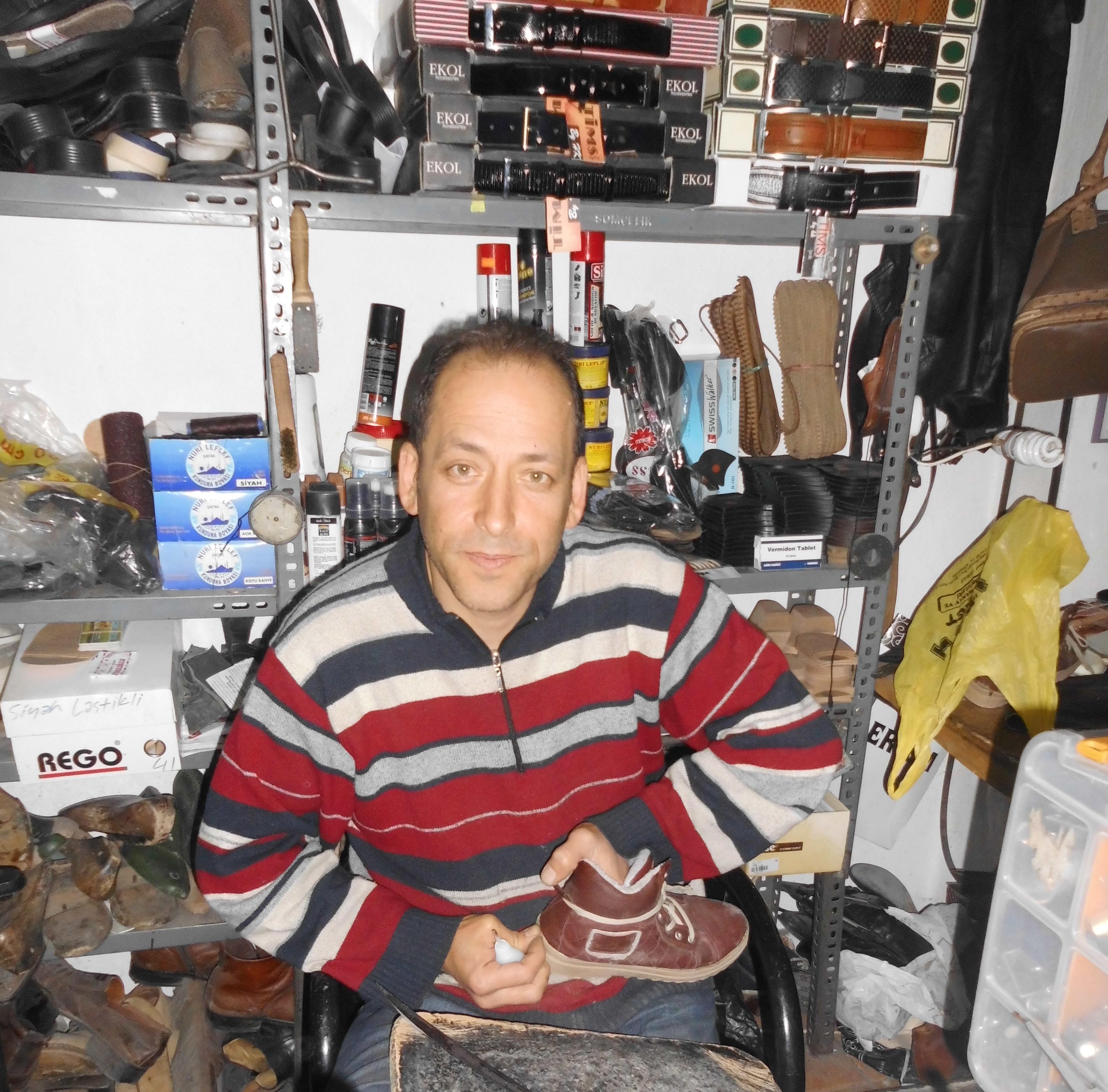Ayakkabı tamircilerinin 'Çin' isyanı!