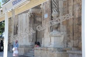 Kırşehir Cacabey Camii'ne yoğun ilgi