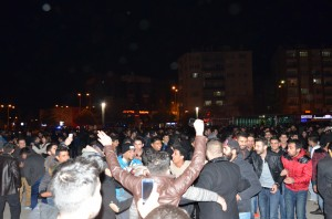 Kırşehir 2015'e huzur içerisinde girdi